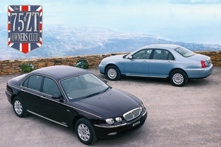 Rover 75 And MG ZT Owners Club